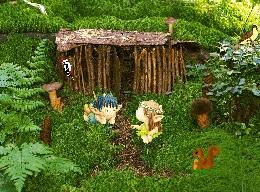 Salvapantallas Bosque Enamorado